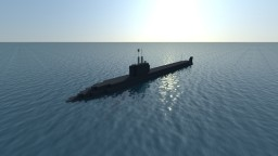 HMS TALENT [S92] (1:1 SCALE) Minecraft Project