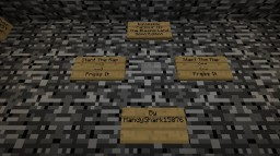 Impossible Parkour III: The Blazing Lands Demo Minecraft Project