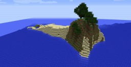 Awesome Survival Island Seed Minecraft Map & Project