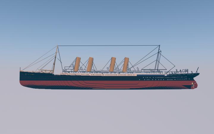 SS Kaiser Wilhelm der Grosses progress 9.3