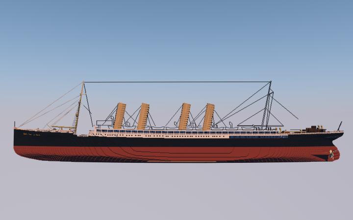SS Kaiser Wilhelm der Grosses progress 9.17