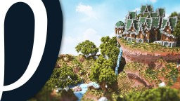 Patheria - SPRINGLIKE LANDSCAPE Minecraft Map & Project
