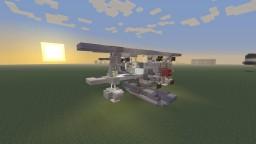 R.D.O Y52-B Seaplane Minecraft Project