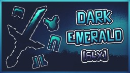 Dark Emerald 64x Minecraft Texture Pack