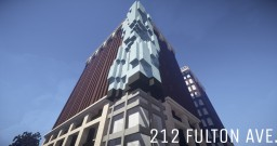 212 Fulton Ave. Minecraft