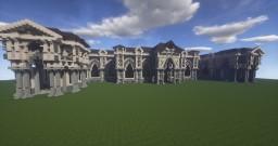 Italian Mansion Minecraft