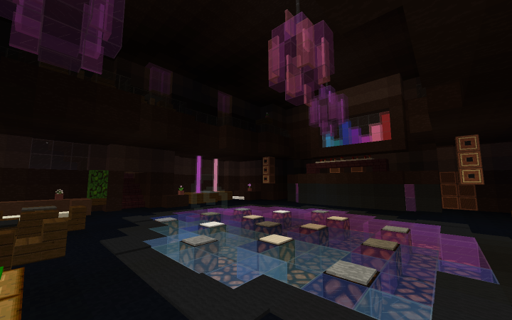 Brilliant Best Nightclub Minecraft Maps Projects Planet Minecraft Complete Home Design Collection Epsylindsey Bellcom