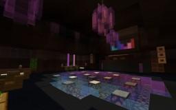 Neon NightClub/StripClub Minecraft