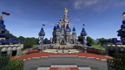 FantasyNetwork Disneyworld in Minecraft Minecraft Server