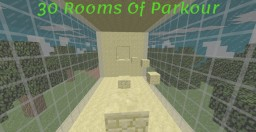 30 Rooms Of Parkour V .1 Minecraft Project