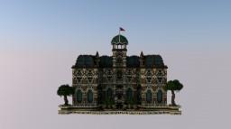 Kitpvp spawn. Minecraft Project