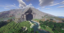 My Xbox Medieval City finally with shaders! Minecraft Project