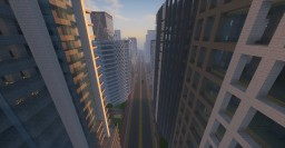 Capital City Server Minecraft Map & Project