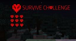 Survive Challenge Minecraft Project