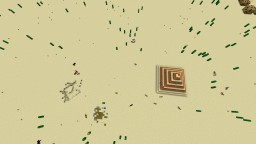 Surviving a Desert 1.0.6 Minecraft Project
