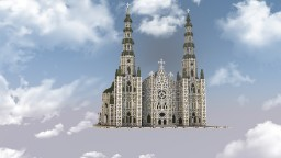 Christian Cathedral Minecraft Project
