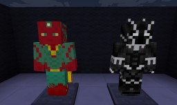 Superheroes Unlimited Resource Pack Minecraft Texture Pack