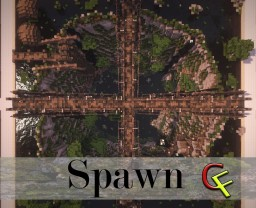 A spawn Minecraft Map & Project