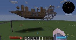 thaum airship Minecraft Project