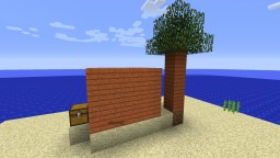 Tropical Island 1.0.5 Minecraft Project