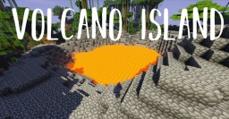 VolcanoIsland Minecraft Map & Project