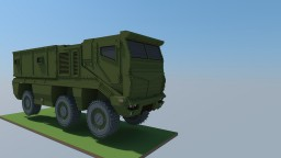 "The armored car ""Typhoon"" Minecraft Project"