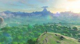 Review: The Legend Of Zelda: Breath Of The Wild Minecraft Blog Post