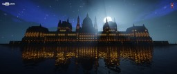 The Hungarian Parliament Minecraft