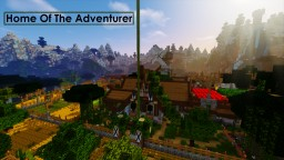 Home Of The Adventurer Minecraft Map & Project