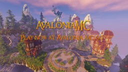 AvaloniaMC [Kingdoms/Skyblock/Creative/Kitpvp] Minecraft Server