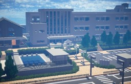 Samgladitor Yandere High school 1.7.10 (May be modded) Minecraft