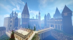 [ALOHOMORA]  Harry Potter Minecraft server Minecraft