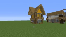 Medieval houses pack Minecraft Project