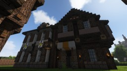 Jalloway House Minecraft Map & Project