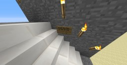 Staircase Vault Minecraft Project