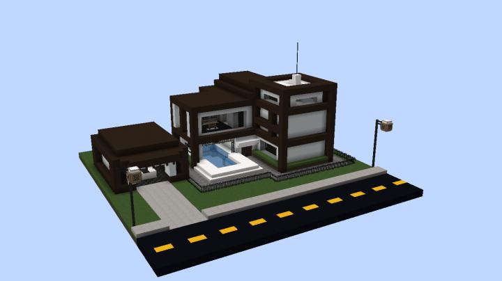 VoldeChucks Modern Mansion