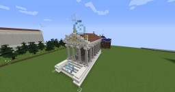 porticus et templum boni eventus-collabrative Minecraft Map & Project