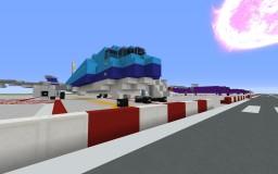 Regional Airport Minecraft Project