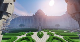 Imperial palace - spawn - ongoing - By Iv3r Minecraft Map & Project