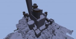 random castle for a long-term project im working on Minecraft Project