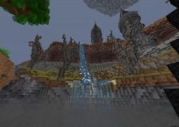 Fantasy Plot Minecraft Map & Project