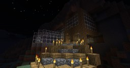 My humble aboad Minecraft Map & Project