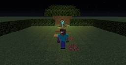 Herobrine Horror | Command Block Tutorial Minecraft Blog