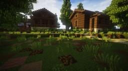 Eastman's Cabin | The Walking Dead | Season 6 Minecraft Map & Project