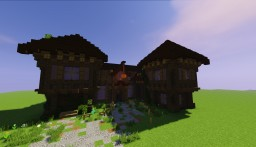 The dragon inn Minecraft Project