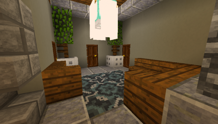 Minecraft  Small Suburban House Minecraft Project. Microfiber Living Room Furniture Sets. Living Room Furniture Groups. Mid Century Living Room Chairs. Living Room Bay Window Treatments. Living Room Air Conditioner. Center Table Living Room. Elegant Living Rooms. Valances For Living Rooms