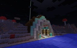 Labyrinth Entrace for Mumbo Jumbo Hermitcraft Season 5 Minecraft Project