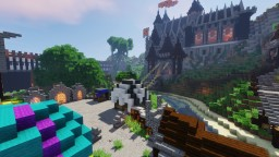 Gingy's Survival World Minecraft Server