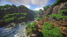 Tropic Coast Village Minecraft Project