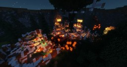 Heaven/hell skyblock - spawn - by Iv3r Minecraft Map & Project